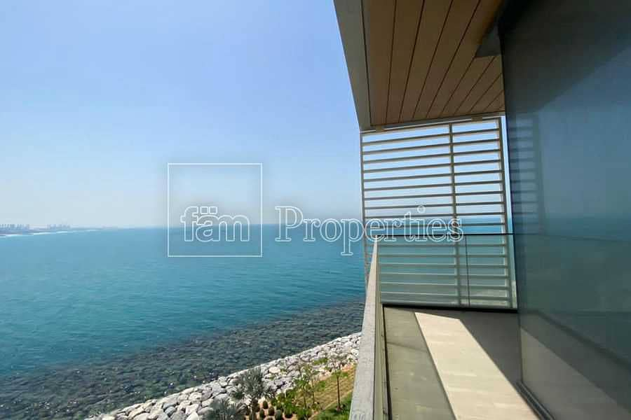 2 4Bed + Maid | Full Sea View |Large Balcony