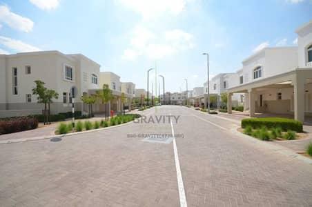 تاون هاوس 2 غرفة نوم للبيع في الغدیر، أبوظبي - Single Row – Vacant Soon – Breeze Community