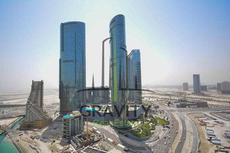 Finest 1 BR Apt in Al Reem | Ideal For Investors