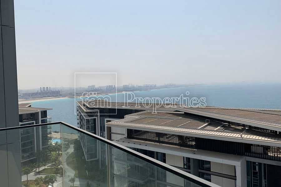 Panoramic Palm and Sea View | Unique Penthouse