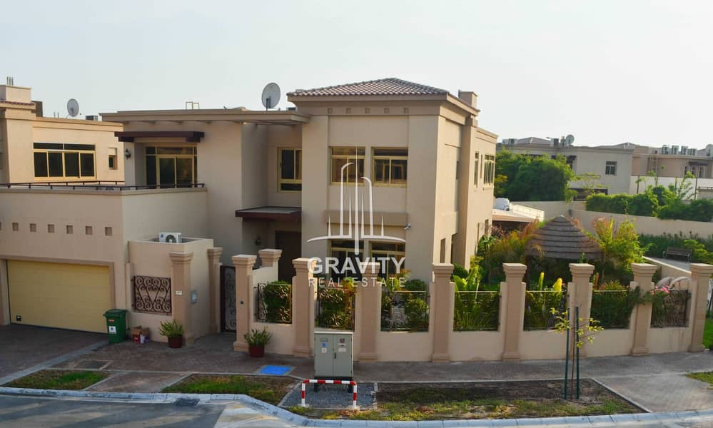 2 Own this Amazing 5BR Villa | Inquire Now