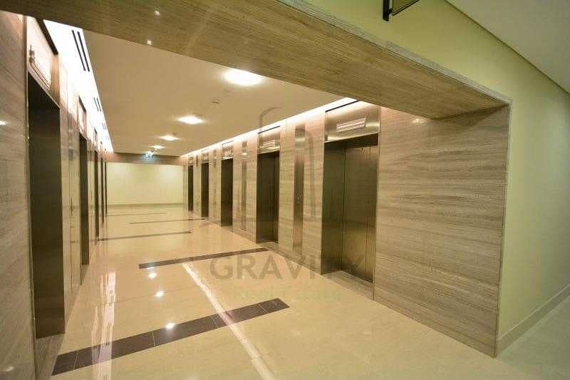 10 Hot Deal - Spacious shell & core office space I Addax Tower