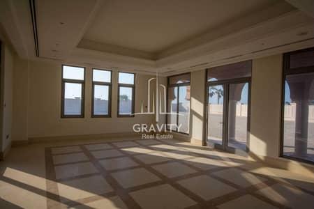 فیلا 6 غرف نوم للايجار في جزيرة السعديات، أبوظبي - HOT DEAL! Marvelous 6BR Villa in Exquisite Area