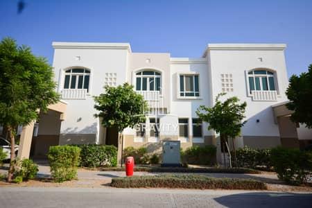 فیلا 3 غرف نوم للايجار في الغدیر، أبوظبي - Waterfall Community | Stunning Villa in Al Ghadeer