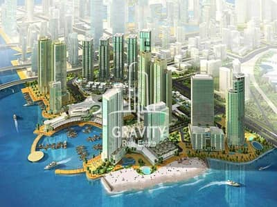 Mixed Use Land for Sale in Al Reem Island, Abu Dhabi - Perfectly Located Plot (Mixed use) | Inquire Now