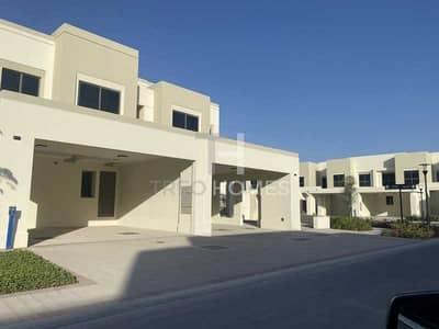 4 Bedroom Townhouse for Rent in Town Square, Dubai - Keys in hand - Big Garden - Green Belt