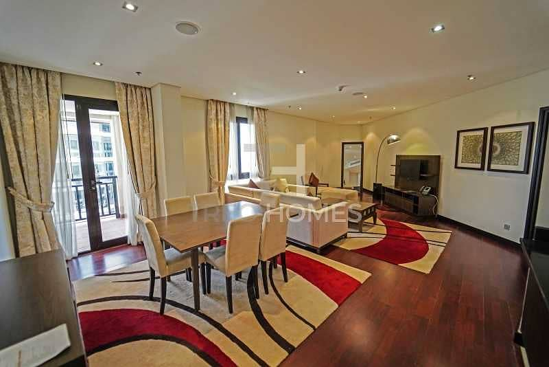 2 Spacious Apartment | Hotel Amenities | Available Now