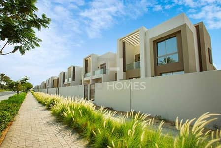 3 Bedroom Townhouse for Sale in Arabian Ranches 2, Dubai - Single Row | Opposite Pool | 3Bed+Maid