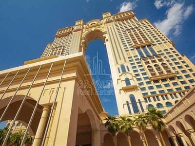 شقة فندقية 1 غرفة نوم للبيع في مارينا، أبوظبي - Premium Fully Furnished Hotel Apt   0% Commission