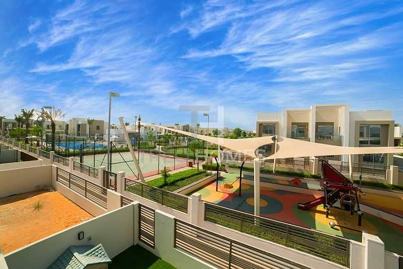Pool and Park Views | 3 Beds+Maid | 1M