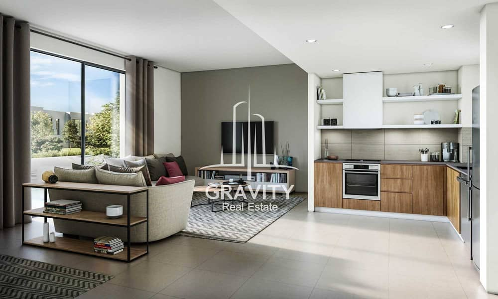 Invest to your dream home 1BR in Al Ghadeer II