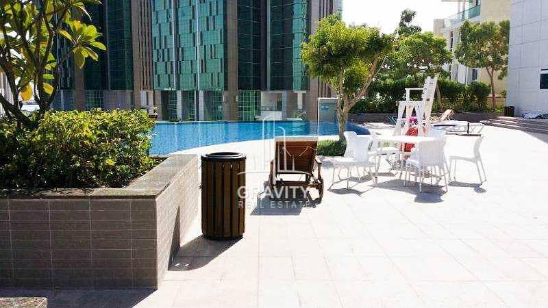 2 Fancy Penthouse in Al Reem Island W/ Rental Back