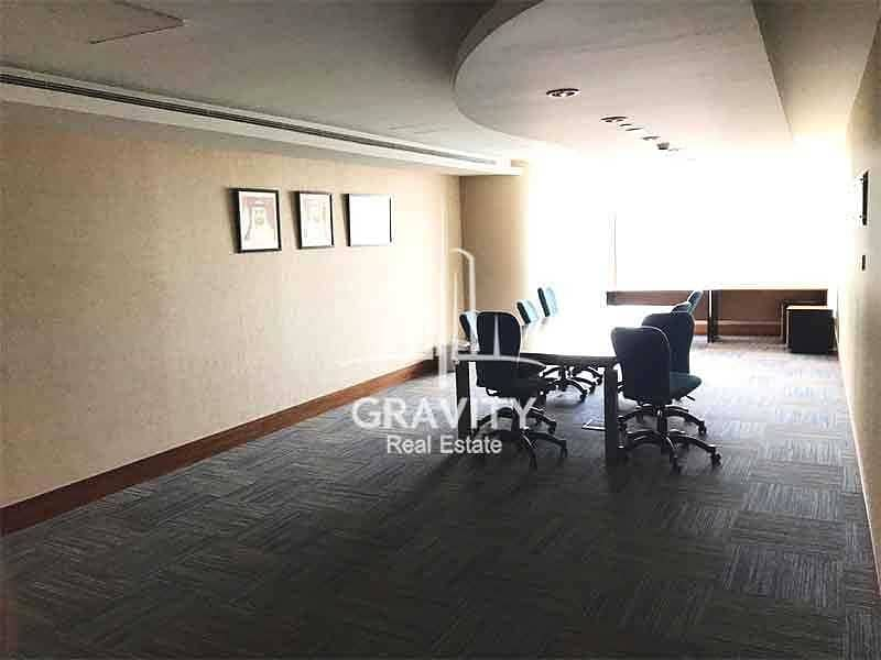 HOT DEAL! Excellent layout Fitted Office in Al Reem