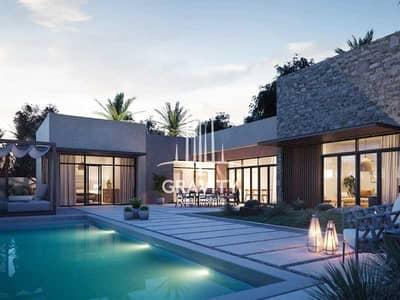 فیلا 2 غرفة نوم للبيع في غنتوت، أبوظبي - Own your villa w/ private beach access and spacious plot
