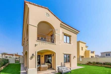فیلا 4 غرف نوم للبيع في المرابع العربية 2، دبي - Single Row | 4Bed+Maid | Largest Layout