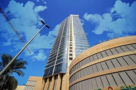 شقة 1 غرفة نوم للبيع في قرية جميرا الدائرية، دبي - Large Layout Vacant on transfer Balcony
