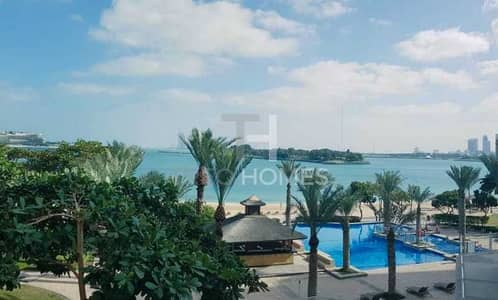 1 Bedroom Apartment for Sale in Palm Jumeirah, Dubai - Shoreline Beachside|Furnished|Investment
