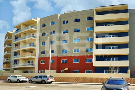 2 Bedroom Flat for Sale in Al Reef, Abu Dhabi - Captivating Apartment with Balcony Buy Now
