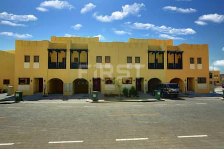 3 Bedroom Villa for Rent in Hydra Village, Abu Dhabi - Vacant | Rent a Bright and Spacious Villa.