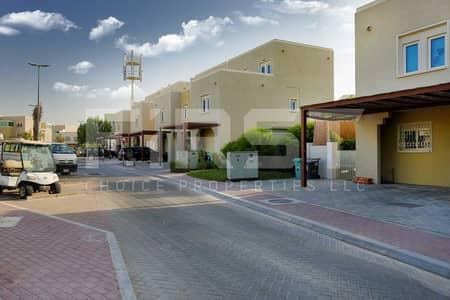فیلا 2 غرفة نوم للبيع في الريف، أبوظبي - Homey Single Row Villa w/ Extended Garden.