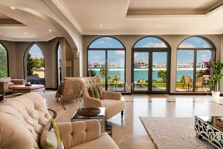 4 Bedroom Villa for Sale in Palm Jumeirah, Dubai - Beautiful Mid-number Beach Home | Vacant