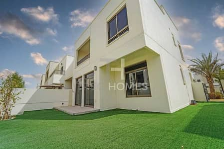 4 Bedroom Townhouse for Rent in Town Square, Dubai - Spacious Garden   Close to Pool and Park