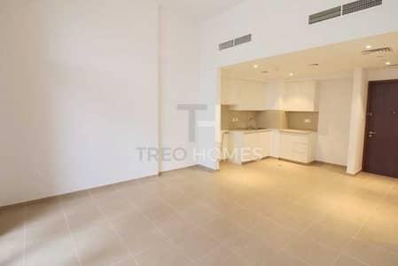 فلیٹ 2 غرفة نوم للايجار في تاون سكوير، دبي - Pool view | Ready to view | Brand new