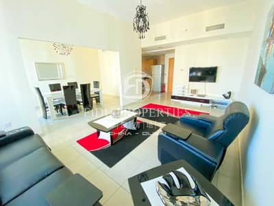2 Bedroom Apartment for Sale in Jumeirah Lake Towers (JLT), Dubai - Furnished   High Floor   Park and Villa View