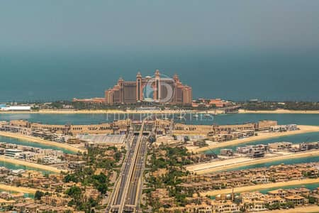فلیٹ 1 غرفة نوم للبيع في نخلة جميرا، دبي - Live High I In the Sky I Ready to Move In  Luxury