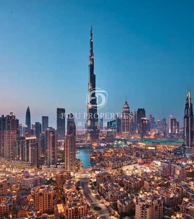 2 Bedroom Apartment for Sale in Downtown Dubai, Dubai - Exclusive   High Floor   Luxury Apt for Sale