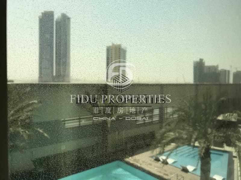 10 Fully Furnished | Pool View | Elegantly Designed