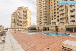 Stunning Golf View - One Bedroom Apartment