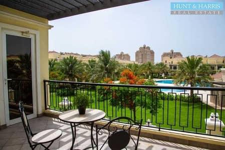 تاون هاوس 5 غرف نوم للايجار في قرية الحمراء، رأس الخيمة - Short Term Holiday Home - All Inclusive - Full Pool View