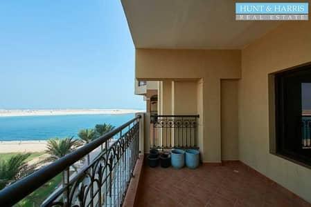 1 Bedroom Hotel Apartment for Rent in Al Marjan Island, Ras Al Khaimah - Beautiful One Bed - 5* Hotel Apartment - Partial Sea View