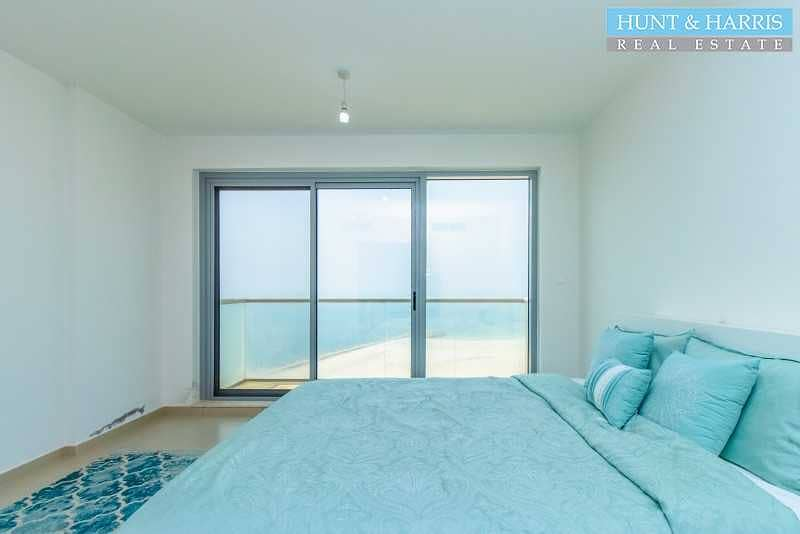 2 One of a kind - Amazing Sea View - Partially Furnished Studio