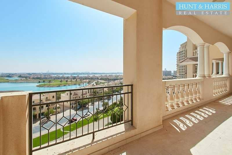Amazing Deal - Lagoon View - Two Bedroom Apartment