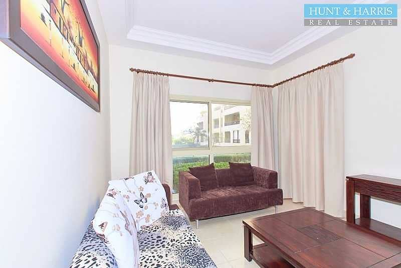 Holiday Destination - Ground Floor - Furnished One Bed