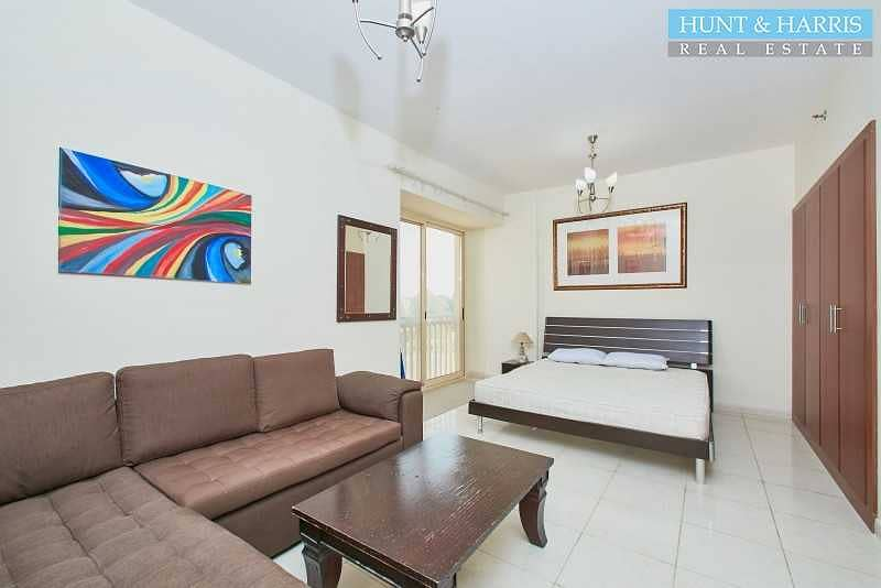2 Great Value - Fully Furnished Studio