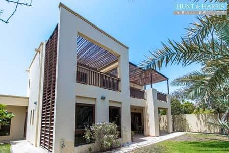 فیلا 4 غرف نوم للايجار في میناء العرب، رأس الخيمة - Hot Property | Four Bedrooms + Maid | Ideal Community
