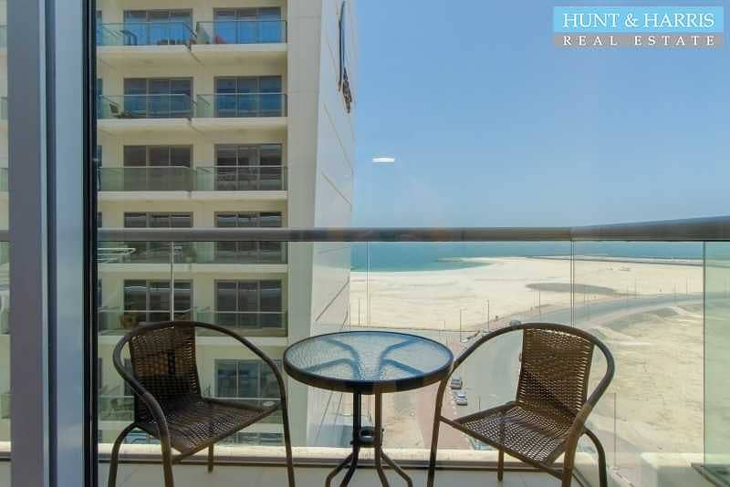 Nicely Furnished Studio | Mid floor | Partial Sea View