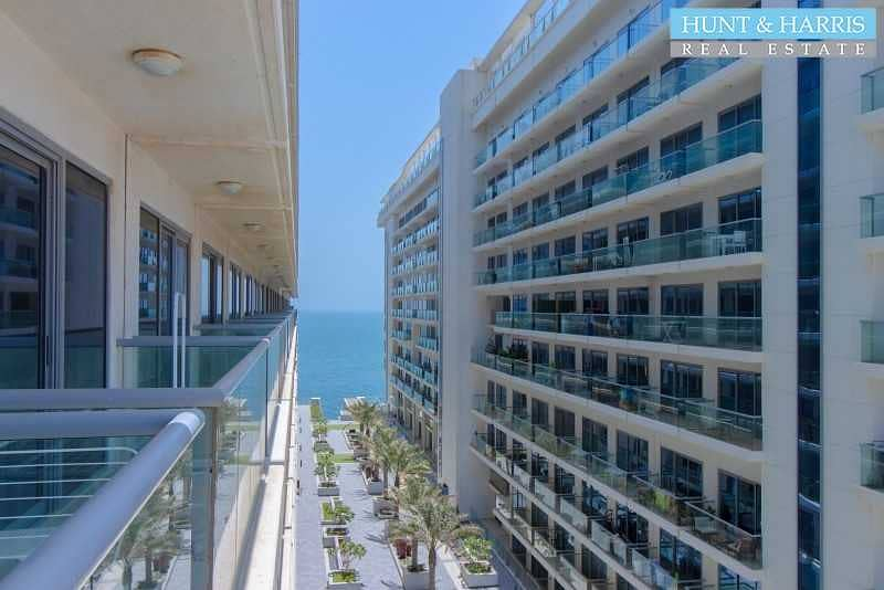 2 Nicely Furnished Studio | Mid floor | Partial Sea View