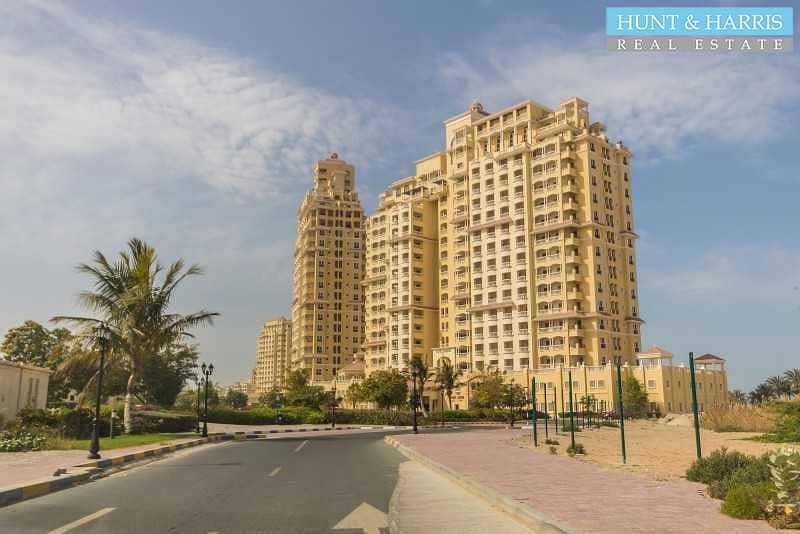 Convenient Location - Ground Floor - Big Balcony - Vacant
