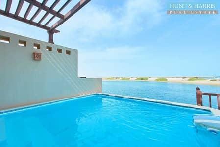 فیلا 2 غرفة نوم للبيع في منتجع ذا كوف روتانا، رأس الخيمة - Full Beach View | Fully Furnished | Rare Two Bedrooms