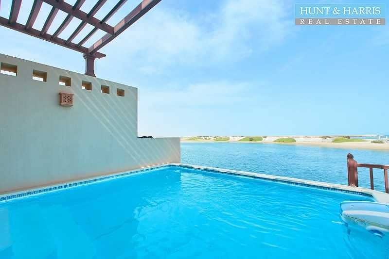 Full Beach View   Fully Furnished   Rare Two Bedrooms