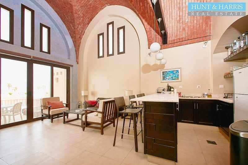 2 Full Beach View   Fully Furnished   Rare Two Bedrooms