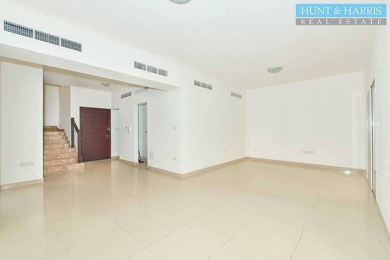 2 Modern Finish - Two Bedroom Townhouse with Maid's Room