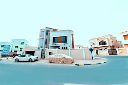 فیلا 3 غرف نوم للبيع في الحليو، عجمان - Luxury Villa for Sale in Helio Ajman