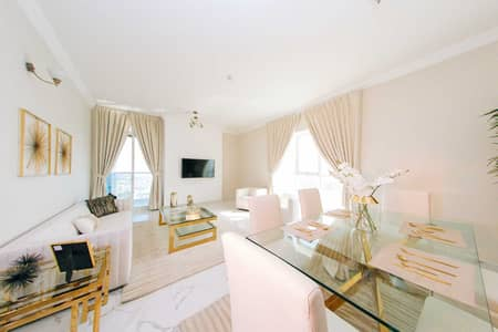 3 Bedroom Apartment for Sale in Al Rashidiya, Ajman - 3 Bedroom Luxury Apartment in Oasis Tower 1 Ajman