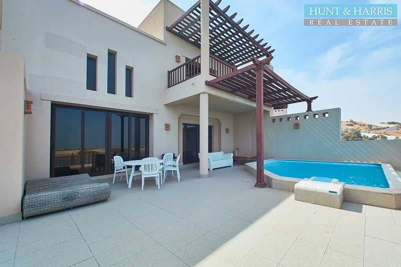 20 Full Beach View   Fully Furnished   Rare Two Bedrooms
