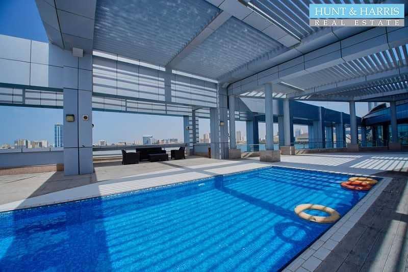 2 Julphar Office Space - Prime Property - High Floor